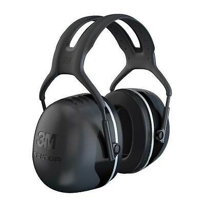 Peltor Race / Rally X Range Ear Defenders 37dB Attenuation In Black