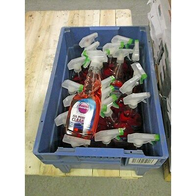 Job Lot 22 x Maxima All Purpose Cleaner 750ml Trigger Spray Bottles C8CC