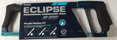 """Eclipse 70-22TR professional 12"""" / 300mm hacksaw soft grip Direct from RDGTools"""
