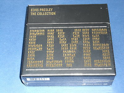 Elvis Presley - The collection - BOX 7CD  SIGILLATO