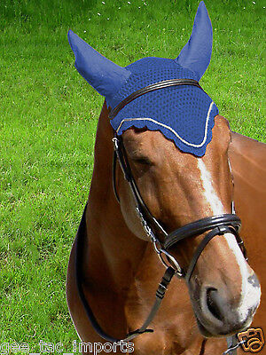 """GEE TAC HORSE FLY RUG //RIDING MASK SWEET ITCH COMBO 5.9/"""""""