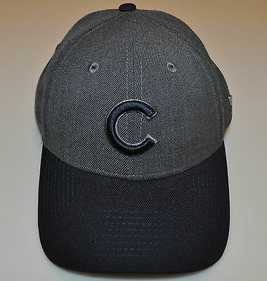 7f795502cba New Era Chicago Cubs Ball Cap Hat MLB EK Brimley 49FORTY Size Medium  Baseball