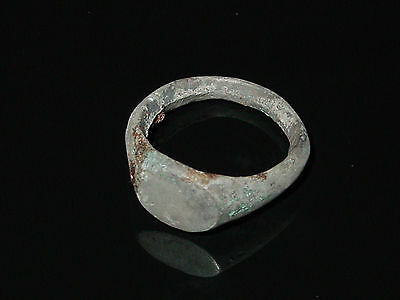Perfect  Alanians,Khazarians Finger Ring. Saltovo-Mayaki culture  c 7-9 AD.