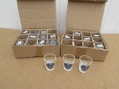 Lot of 24 Vintage Indy 500 Shot Glasses  Centennial