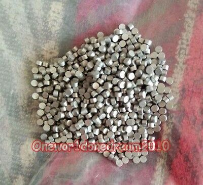 (3.52 oz) 100 Grams 99.98% Pure Molybdenum Mo Element Metal Pellets