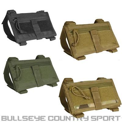 Viper Tactical Wrist Case Map Document Holder Hiking Walking Army