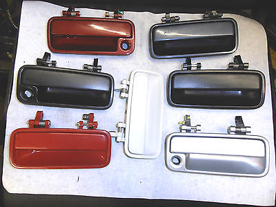 Rover 200 25 MG ZR Outer Door Handle Various Colours Available Front & Rear NEW