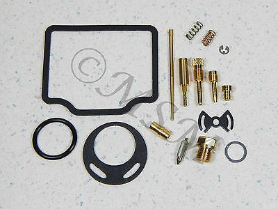75-76 Honda Tl250 Trials New Keyster Carb Carburetor Repair Kit Kh-1327N