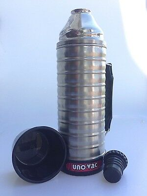 Uno-Vac Beehive Stainless Steel Thermos