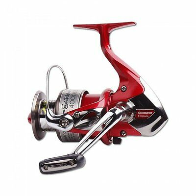 Shimano NEW Catana 4000 FC Fishing Reel - CAT4000FC