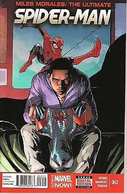 Miles Morales: The Ultimate Spider-Man No.2 / 2014