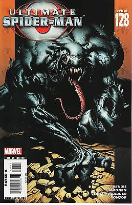 Ultimate Spider-Man No.128 / 2009 Brian Michael Bendis & Stuart Immonen