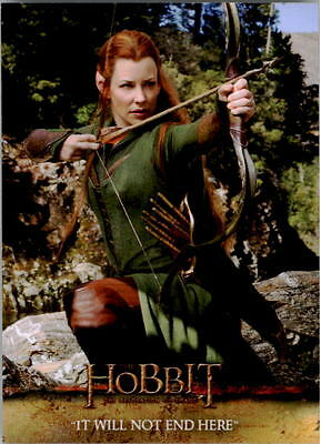 2015 The Hobbit Desolation of Smaug Trading Card #42