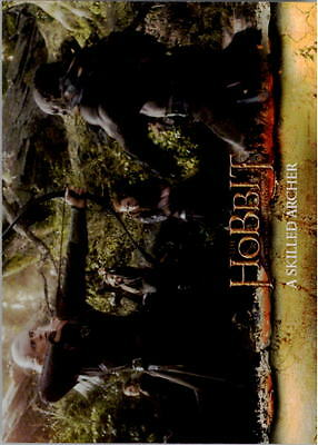 2015 The Hobbit Desolation of Smaug Trading Card #21