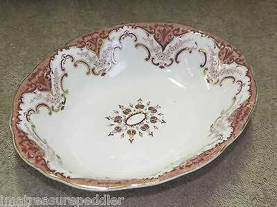 Alfred Meakin Cambridge Oval Bowl  Vegetable Dish