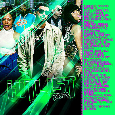 Hitlist Pt.74 (Mix Cd) Rick Ross, Future, Drake, Lil Wayne, Chris Brown, Omarion