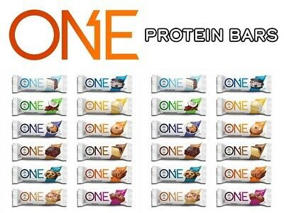 OH YEAH! ONE BAR - Box of 12 Protein Bars - CHOOSE YOUR FLAVOR