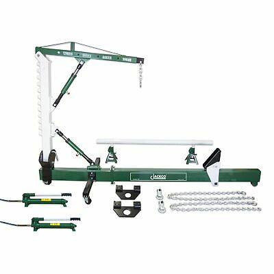 10 Ton Champ Grappler Frame Straightener With 4 Adjustable Auto Body Clamps 4071 Ebay