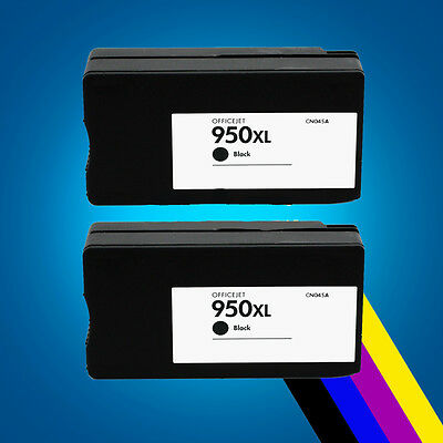 Yellow HP 951 XL Chipped Compatible ink cartridge for Photosmart CN052AN CN048AE