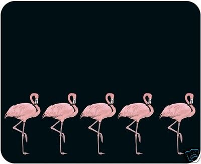 Flamingos - Art Mouse Pad - Free Personalizing!