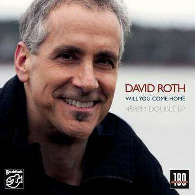 STOCKFISCH | David Roth - Will You Come Home 180g 2LPs (45rpm)