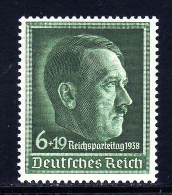 2-GERMANY EMPIRE-Third REICH.Yv.613.1938.Hitler.MNH.DEUTSCHES REICH.WWII. 22€