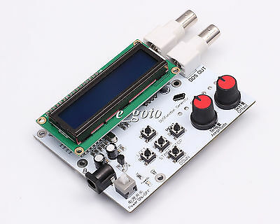DDS Function Signal Generator Precise Sine Square Sawtooth Triangle Wave D
