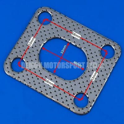Oval Hole Turbo Inlet to Manifold Gasket (4 Bolt)