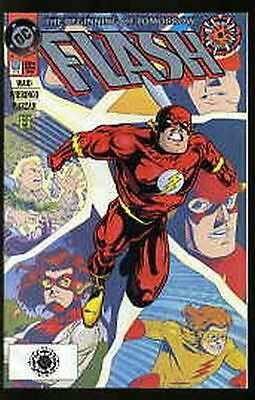 FLASH #0-244 VF/NM w/ ANNUALS #1-13 AND SPECIALS 1987 263 ISSUES