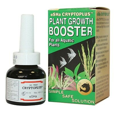 Esha Cryptoplus 20ml Aquarium Plant growth Booster for aquatic plants