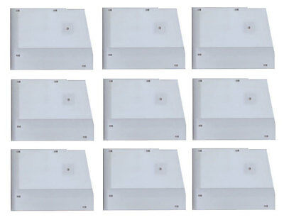 Dixie Narco 12 oz Cans Shims for 5591 Glass Front Vending Machine qty 9 - W212-1
