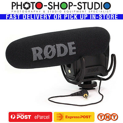 Rode VideoMic PRO Rycote Video Microphone On-Camera #VMPR *Authorised Dealer*