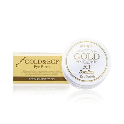[Petitfee] Premium Gold & EGF Eye Patch 60ea (30days)