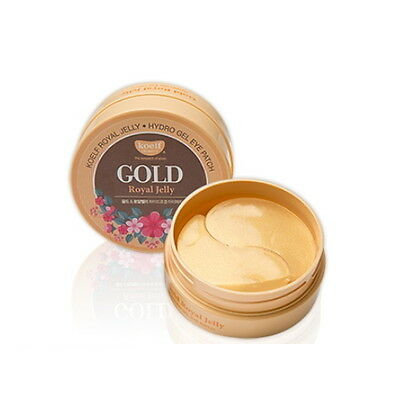 [Koelf] Gold & Royal Jelly Eye Patch 60ea (30usage)