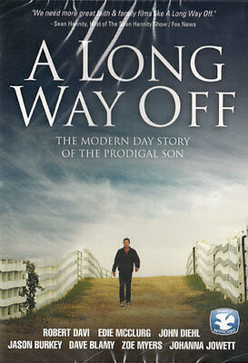 NEW Sealed Christian Drama WS DVD! A Long Way Off (Jason Burkey, Robert Davi)