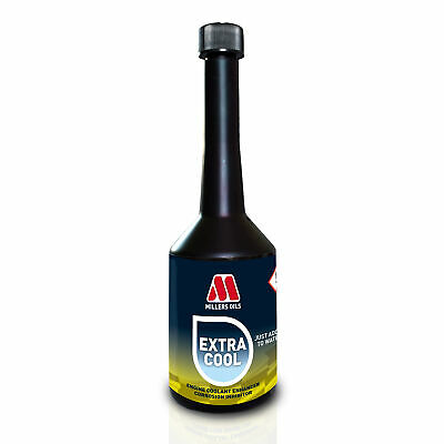 Millers Oils For Motorsport / Road 250ml Of Extra Cool Coolant System Additive