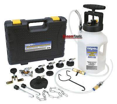 Mityvac MV6840 Pressure Bleed Brake and Clutch Bleeder Kit