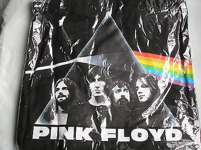 PINK FLOYD tote bag FREE UK P&P officially licensed 100% cotton w/zip+handles