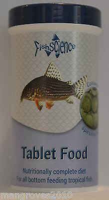 Fish Science Tablet Food 50g & 150g
