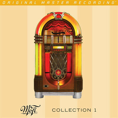 MOFI S1 | Mobile Fidelity - MOFI Collection 1 MFSL Gold CD oop