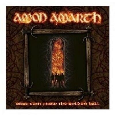 Amon Amarth - Once Sent From The Golden Hall-Remastered  Cd 9 Tracks Metal  Neu