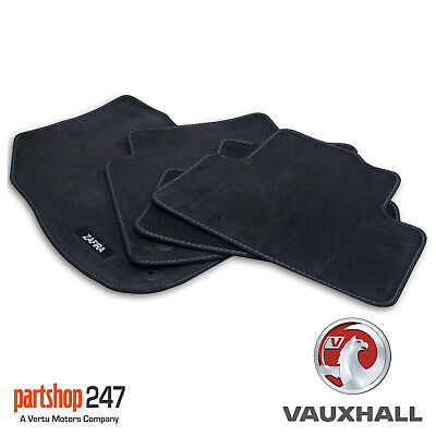New Genuine Vauxhall Zafira C Tourer Set Of 4 Carpet Mats UKCVA017 2012 onwards