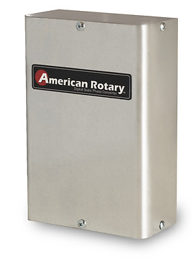 Digital Smart Series Static Phase Converter 1/2 -3 HP American Rotary DS 1/2-3