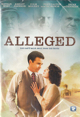 NEW Sealed Christian Drama Widescreen DVD! Alleged (Nathan West, Ashley Johnson)
