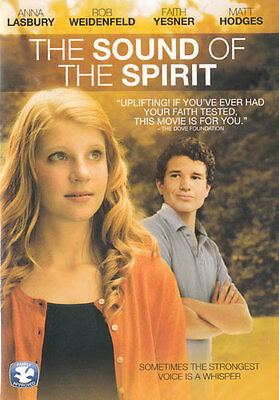 NEW Sealed Christian Drama Widescreen DVD! The Sound of the Spirit(Anna Lasbury)