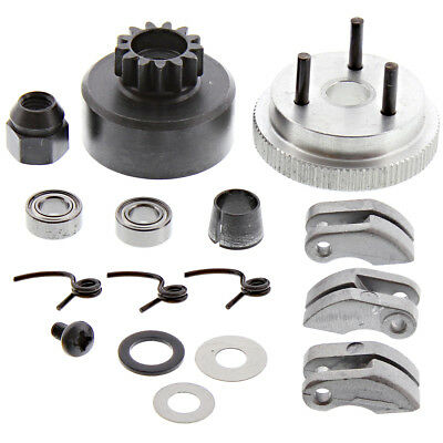 Kyosho 1/8 Inferno MP9 TKI3 RS * FLYWHEEL & 13T CLUTCH BELL, SHOES, SPRINGS *