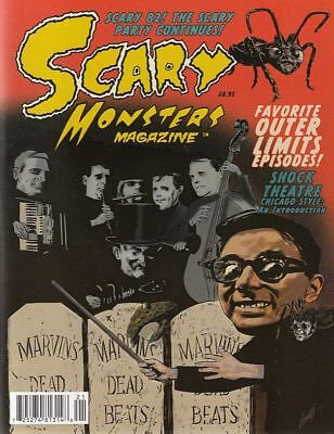 Scary Monsters Magazine #82 April 2012 Baggednew