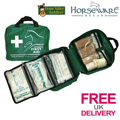 Horseware Yard Emergency First Aid Kit (Ideal for Tack Room) *FREE UK SHIPPING*