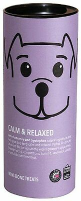 Pooch & Mutt Calm & Relaxed lamb treats,Hand baked, Ethical,3 PACKS, 0123