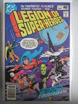 Legion of Super-Heroes Vol. 1 (1980-1984) #261 VF/NM